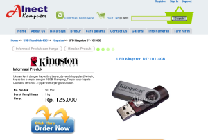 kingstone 4GB New