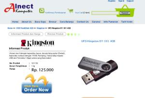 kingstone 4GB New