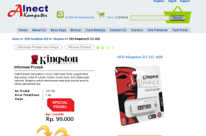 kingstone 4GB
